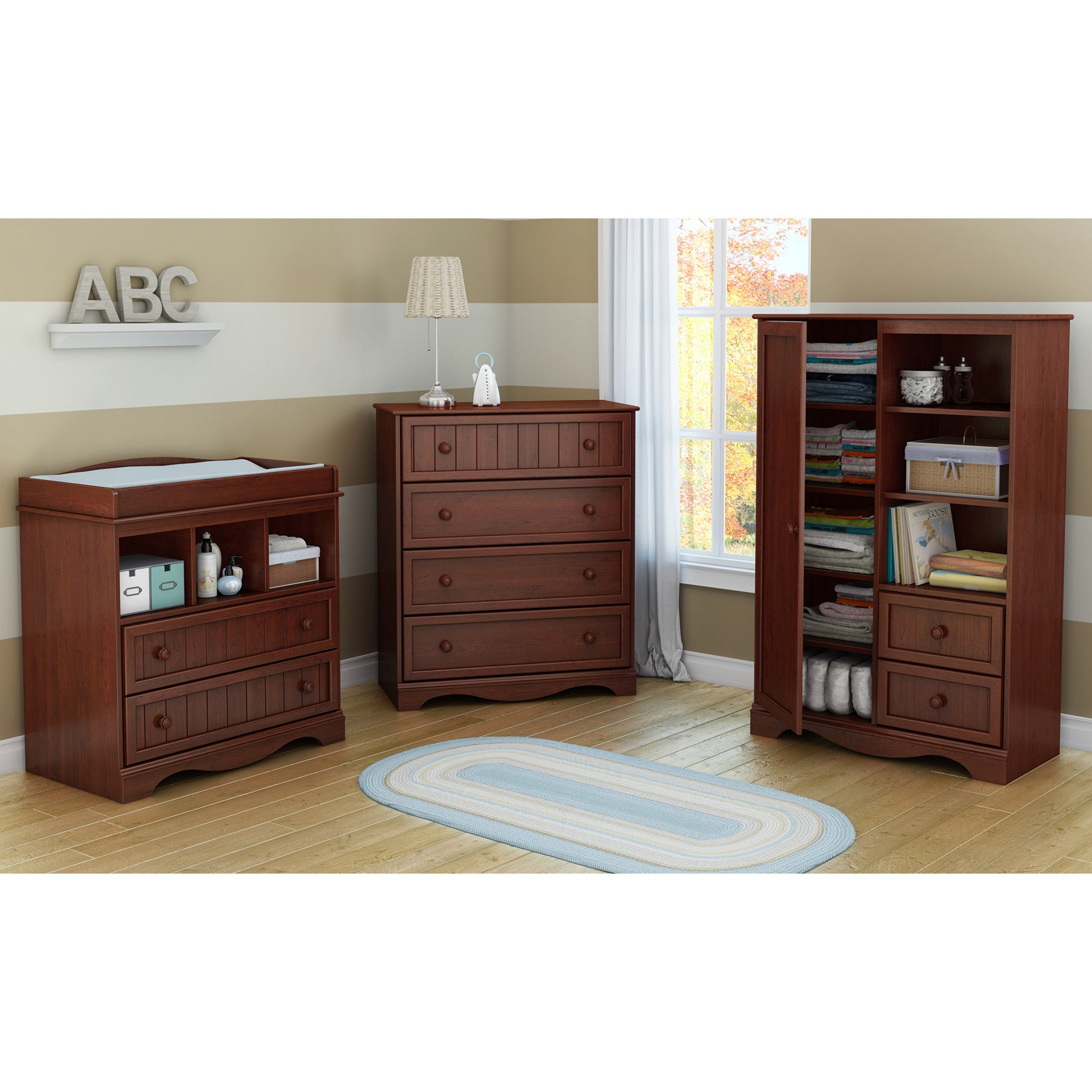 Shop South Shore Savannah Changing Table   Free Shipping Today    Overstock.com   10296143