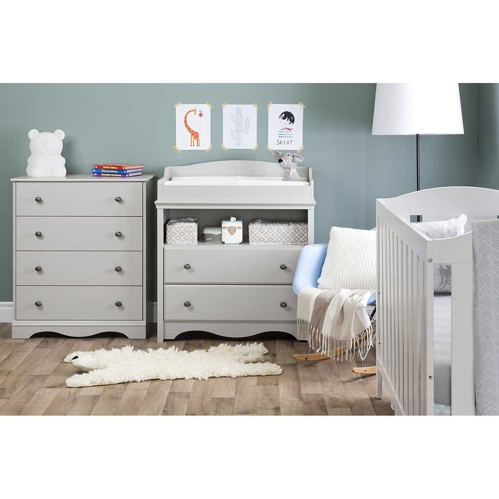 Etonnant South Shore Angel Changing Table   Free Shipping Today   Overstock    17409971