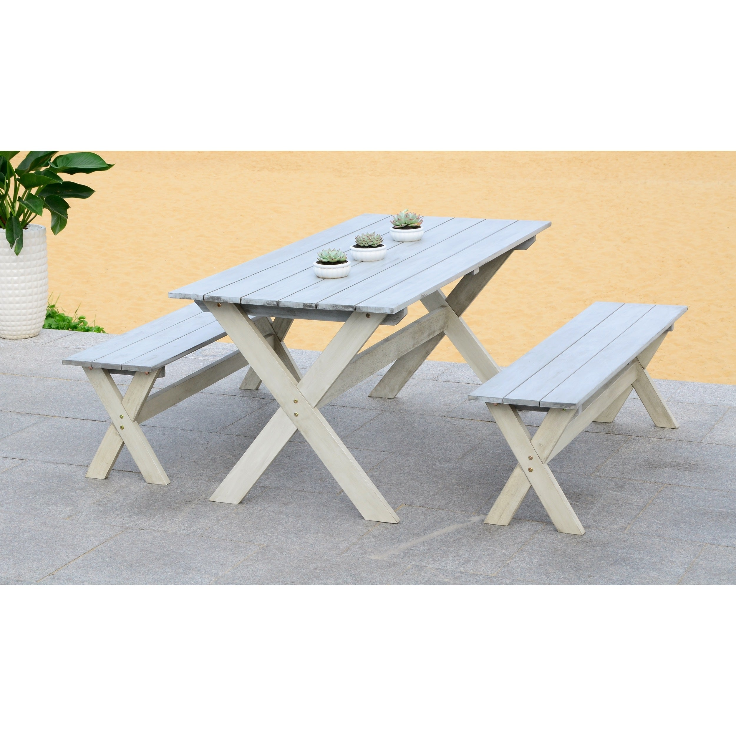 benches bench farmhouse ana plans x table com pin white fancy at dining and
