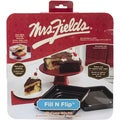Mrs. Fields (TM) Fill N Flip Square Cake Pan Set 9inx9inx2.25in