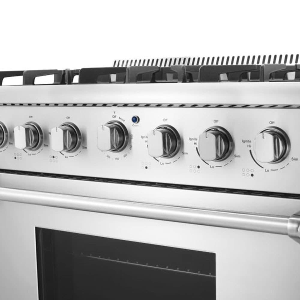 Shop Thor Kitchen HRG3618U 36 Inch 6 Burner Professional Style Gas Range    Free Shipping Today   Overstock.com   10306098
