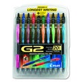 Pilot G2 Premium Retractable Assorted Gel Ink Pen (Pack of 20)