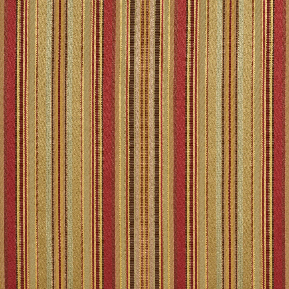 Shop B0160g Sage Green Red Gold Shiny Striped Silk Look Upholstery