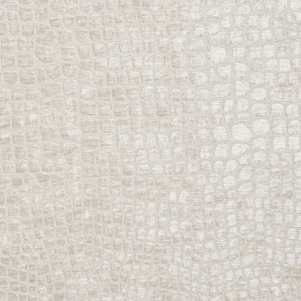 A0151e Off White Textured Alligator Woven Velvet Upholstery Fabric Free Shipping On Orders Over 45 10313932