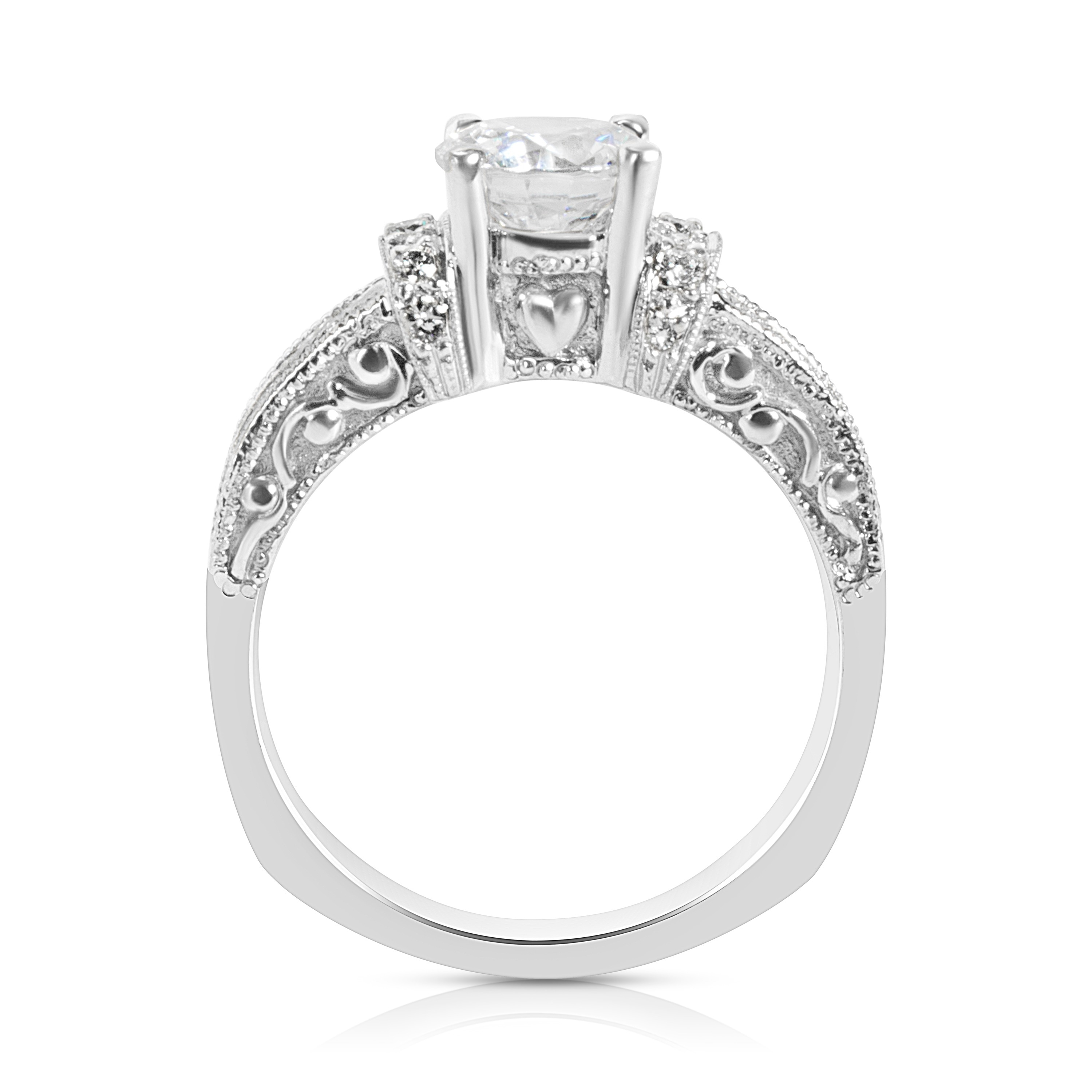 to rings ring mount carat semi hold hover diamond mounted engagement approx handcrafted product zoom