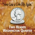 American Coin Treasures Two Headed Washington Quarter