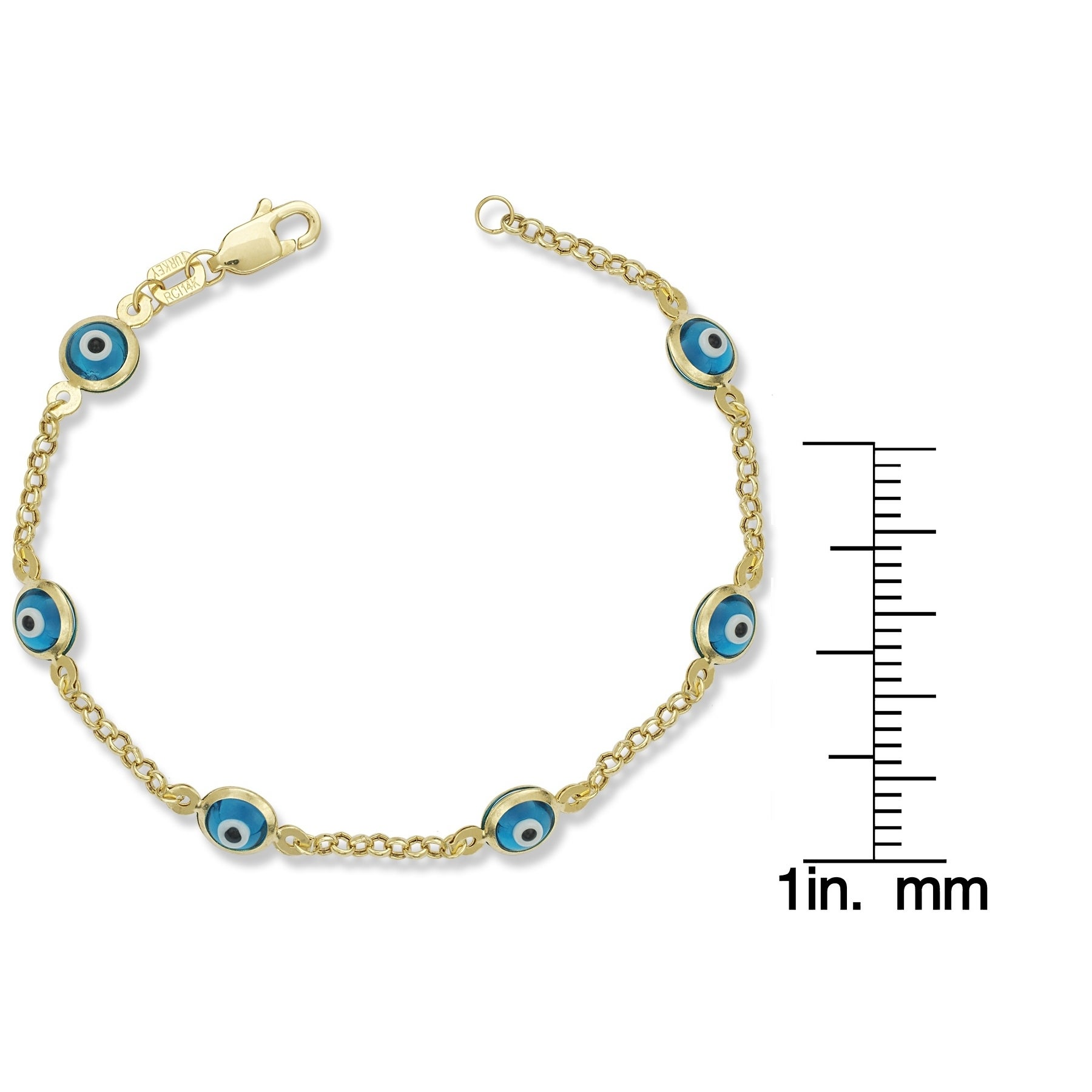 bracelet zoom toddler copper simple svla listing ankle boho il ankletrose anklet fullxfull