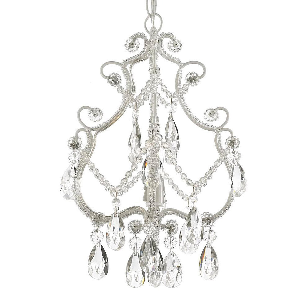 chandelier wrought iron french and vintage images crystal