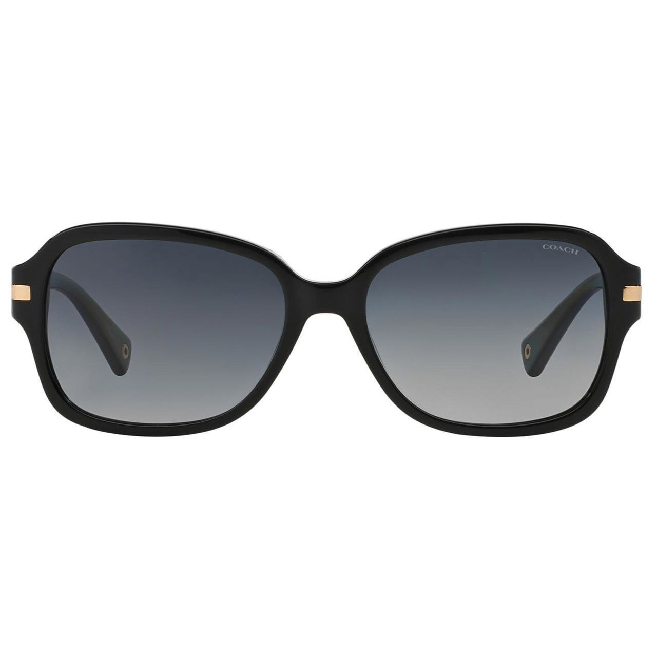 d6815a923e8 ... online sale 5cf4c 00467  discount shop coach womens hc8105 l082 amber  5226t3 sunglasses black free shipping today overstock 10325023 518cc