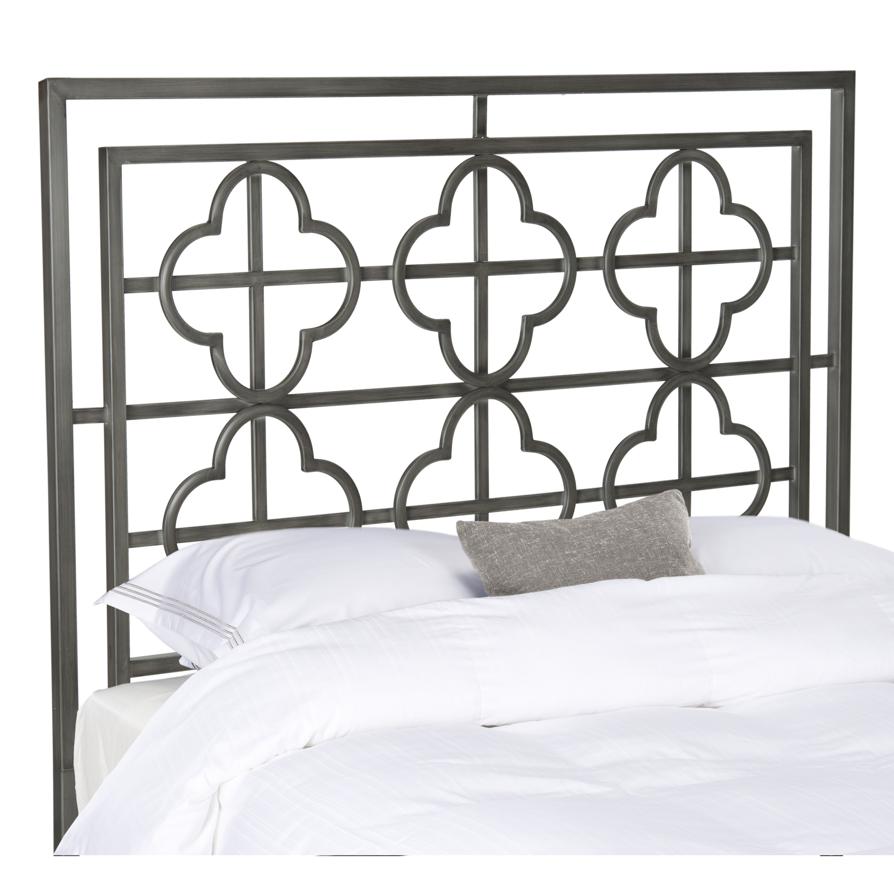 iron metal products full pattern queen beds headboards b vine white coaster elegant item with headboard and
