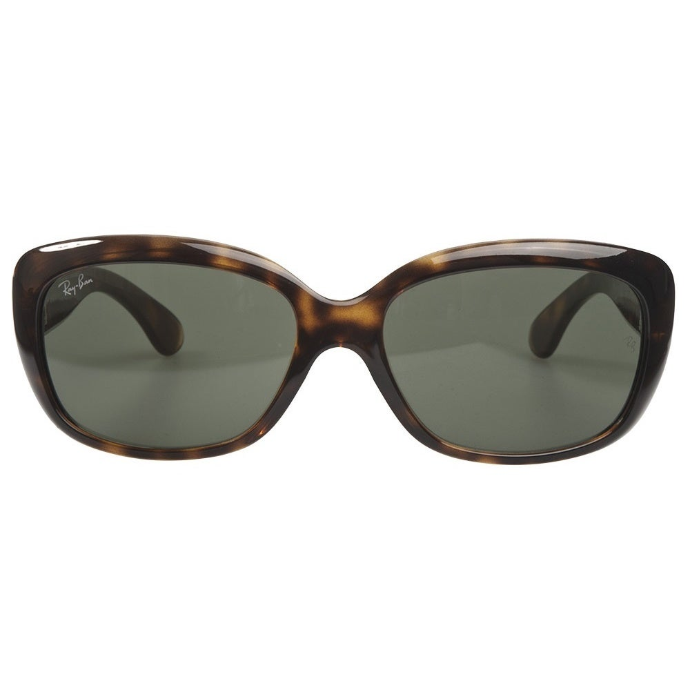 a556e082f59 Shop Ray-Ban RB4101 Light Havana Frame Crystal Green Lenses Sunglasses -  Free Shipping Today - Overstock - 10332827