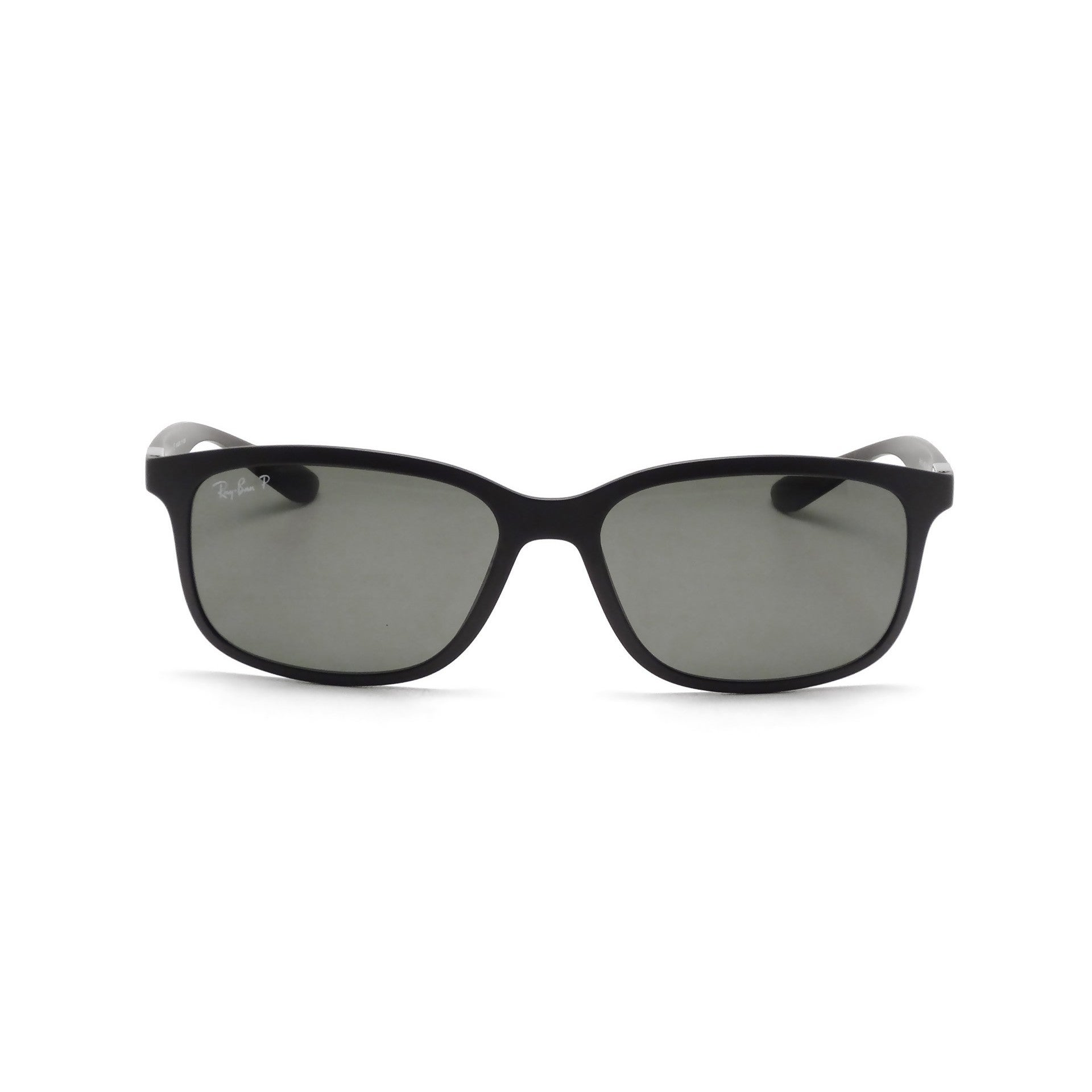 843af12bab5 Shop Ray-Ban RB4215 Liteforce Rectangle Matte Dark Blue Sunglasses - Free  Shipping Today - Overstock - 10332830