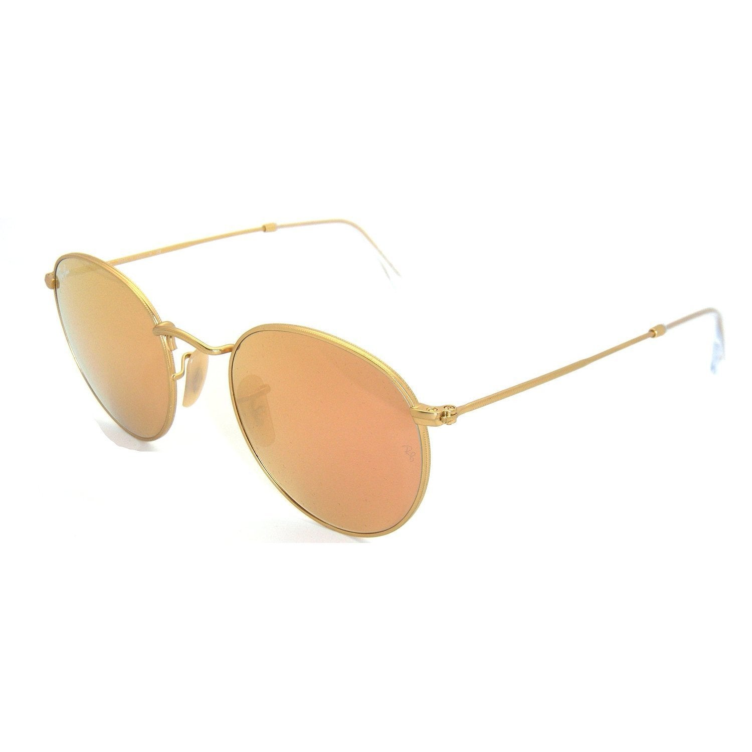 d9e5ab75e0 Shop Ray-Ban RB3447 50mm Round Sunglasses - Pink - Free Shipping Today -  Overstock - 10332833