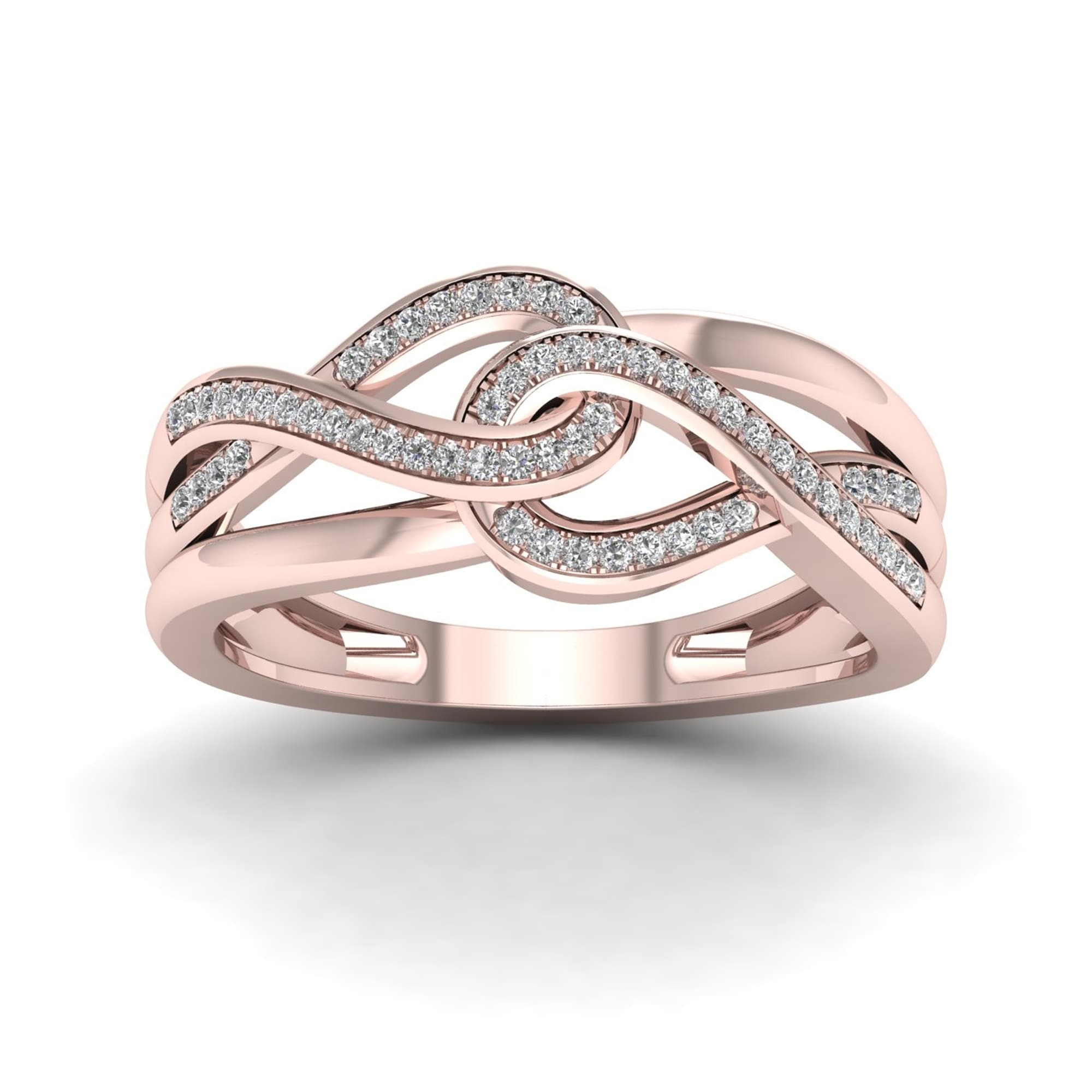 band gold infinity custom diamond reuven and rose white gitter infinitytwist ring bands product twist jewelers