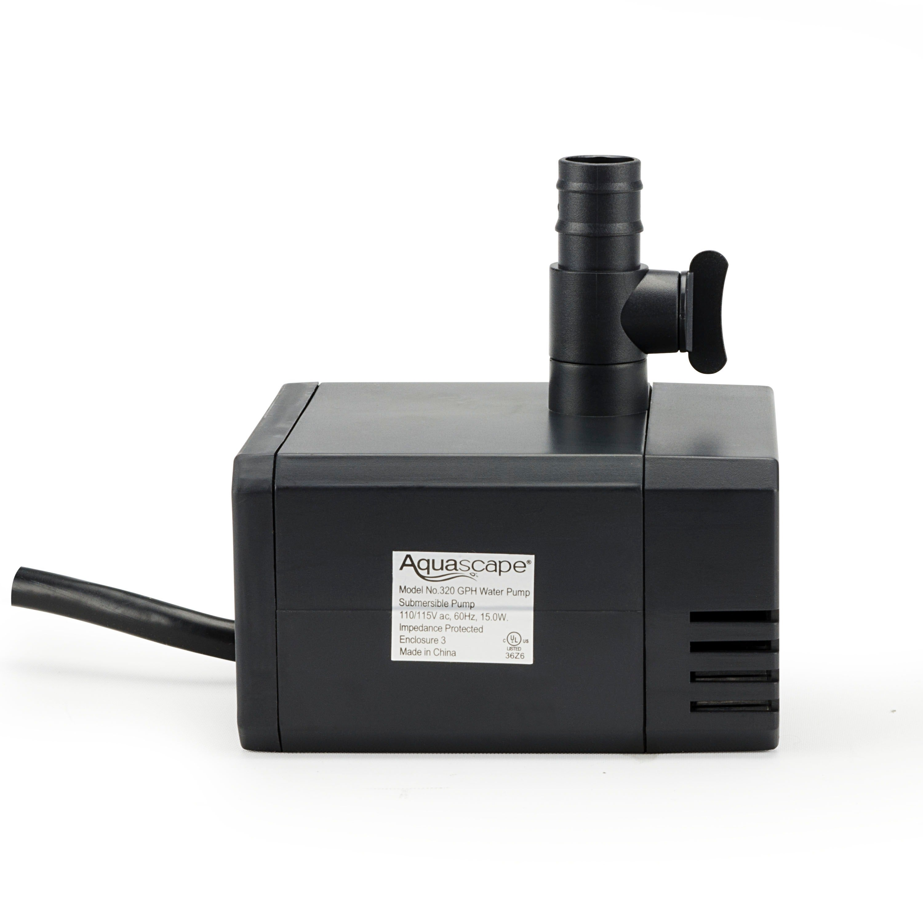 Aquascape Statuary And Fountain Pump 320 GPH   Free Shipping On Orders Over  $45   Overstock.com   17444025
