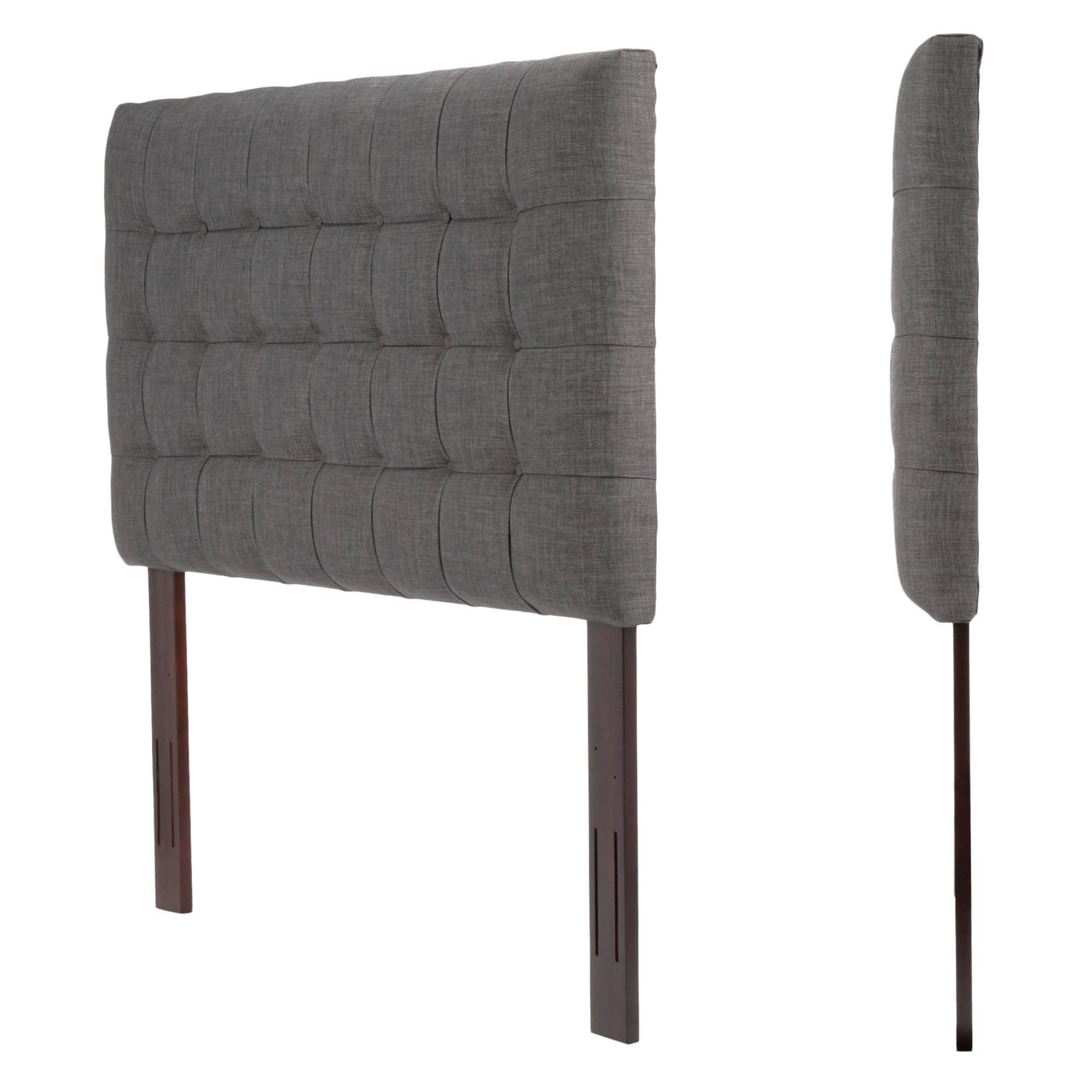 e283f0298a7b Shop Leggett   Platt Strasbourg Upholstered Adjustable Headboard - Free  Shipping Today - Overstock - 10335838