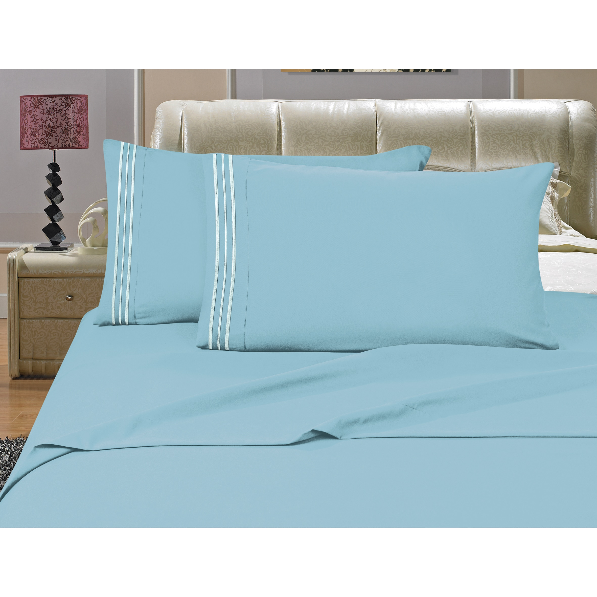 The Curated Nomad Fulton Deep Pocket Bed Sheet Set   Free Shipping On  Orders Over $45   Overstock   17446195