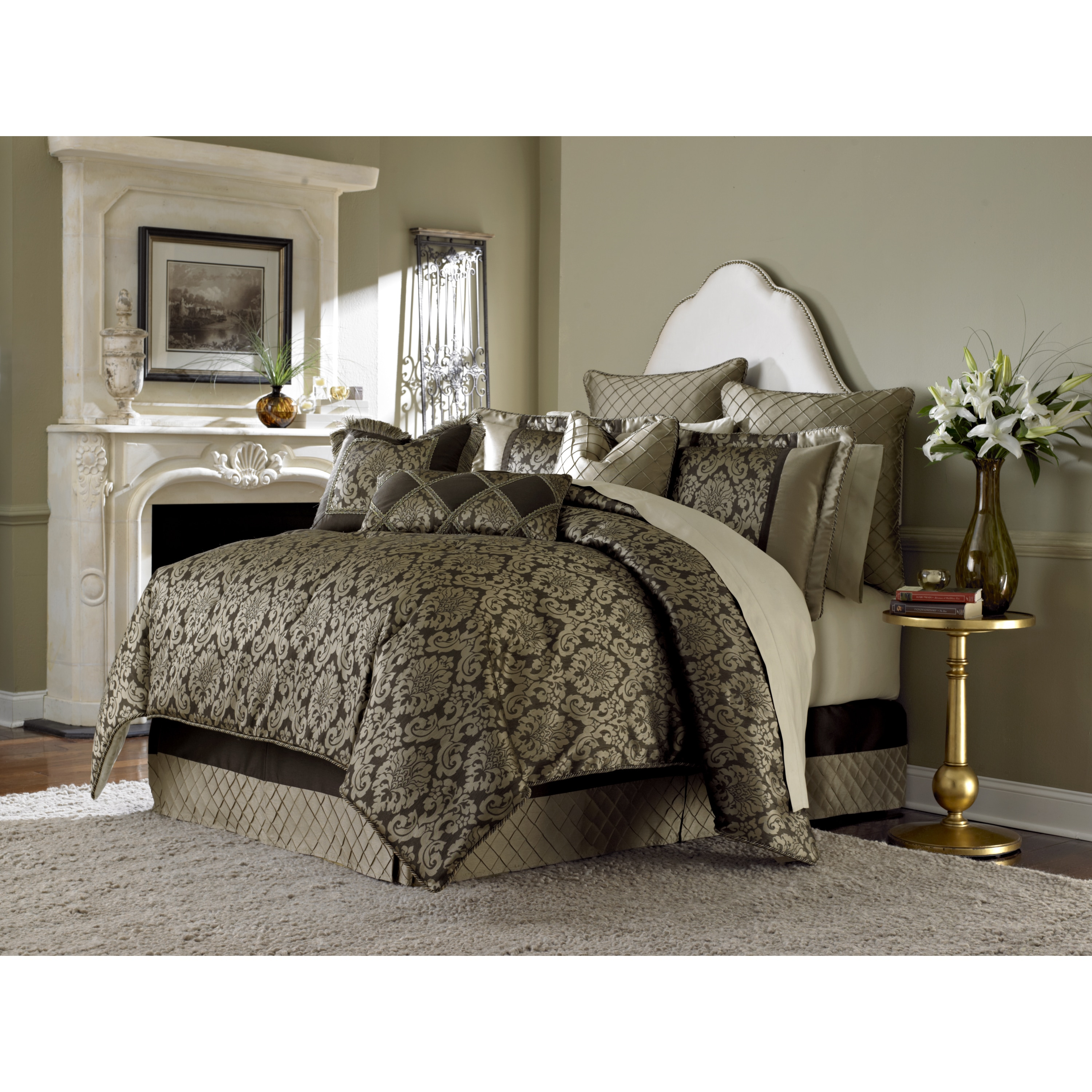 amini michael of esszimmer queen zuhause hollywood aico bed swank design inspiration bedding