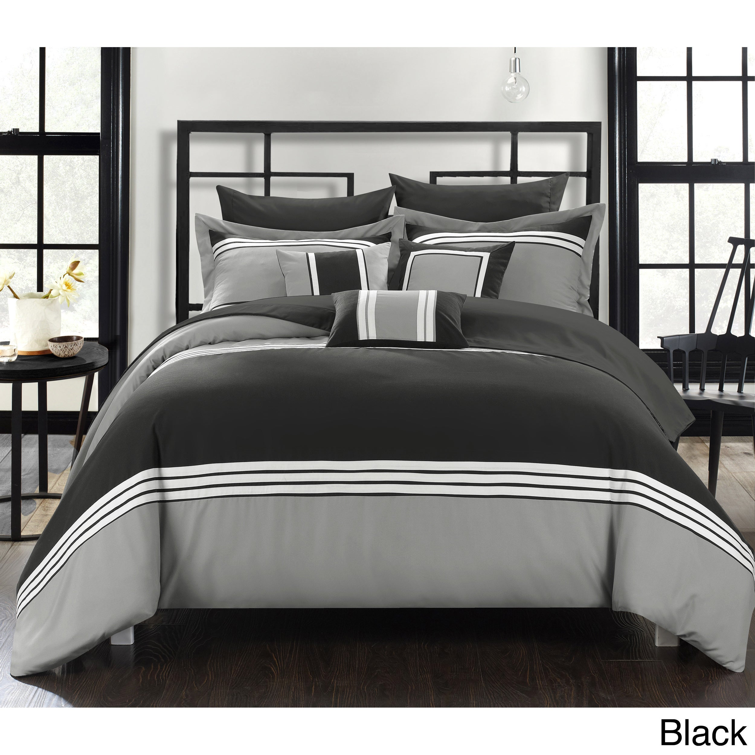 bedding set sets free comforter overstock bath hotel today shipping piece product capprice