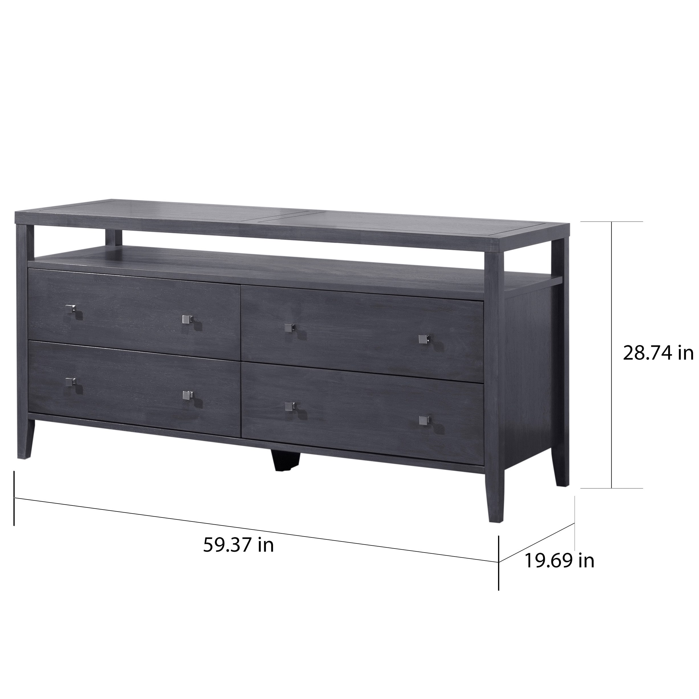 product dresser a ducduc weathered drawer black savannah