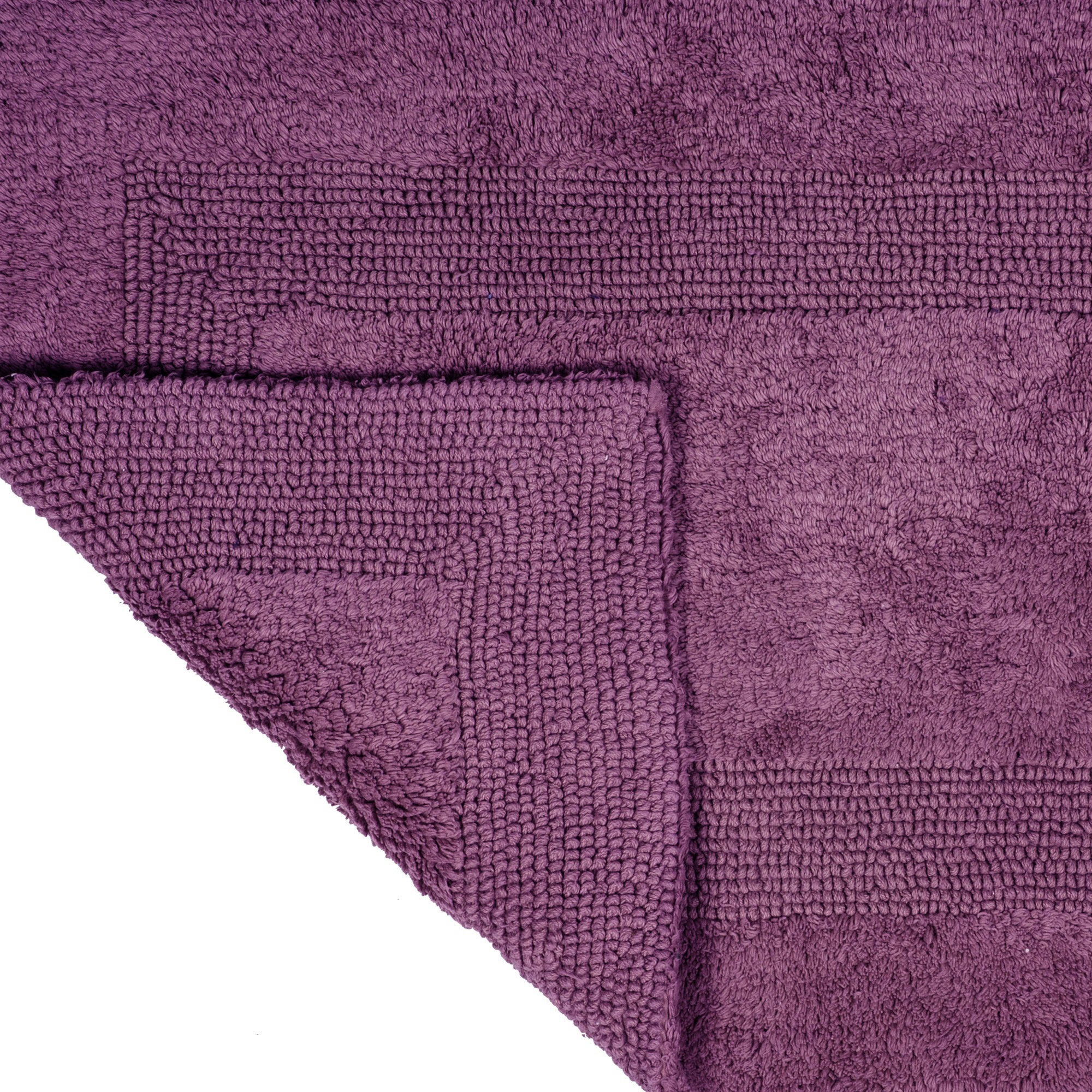 classic purple denmark from homecolours zone mats bath com mat