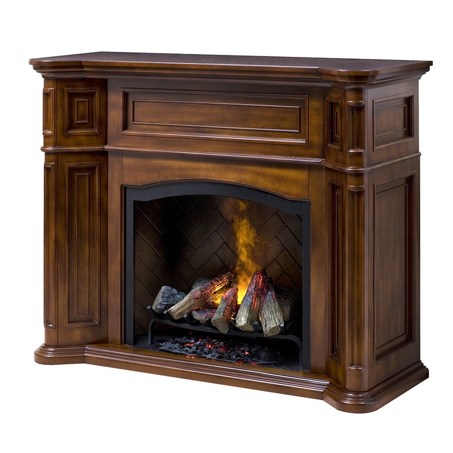 Terrific Thompson Electric Fireplace With Opti Myst Flame Technology Home Interior And Landscaping Palasignezvosmurscom