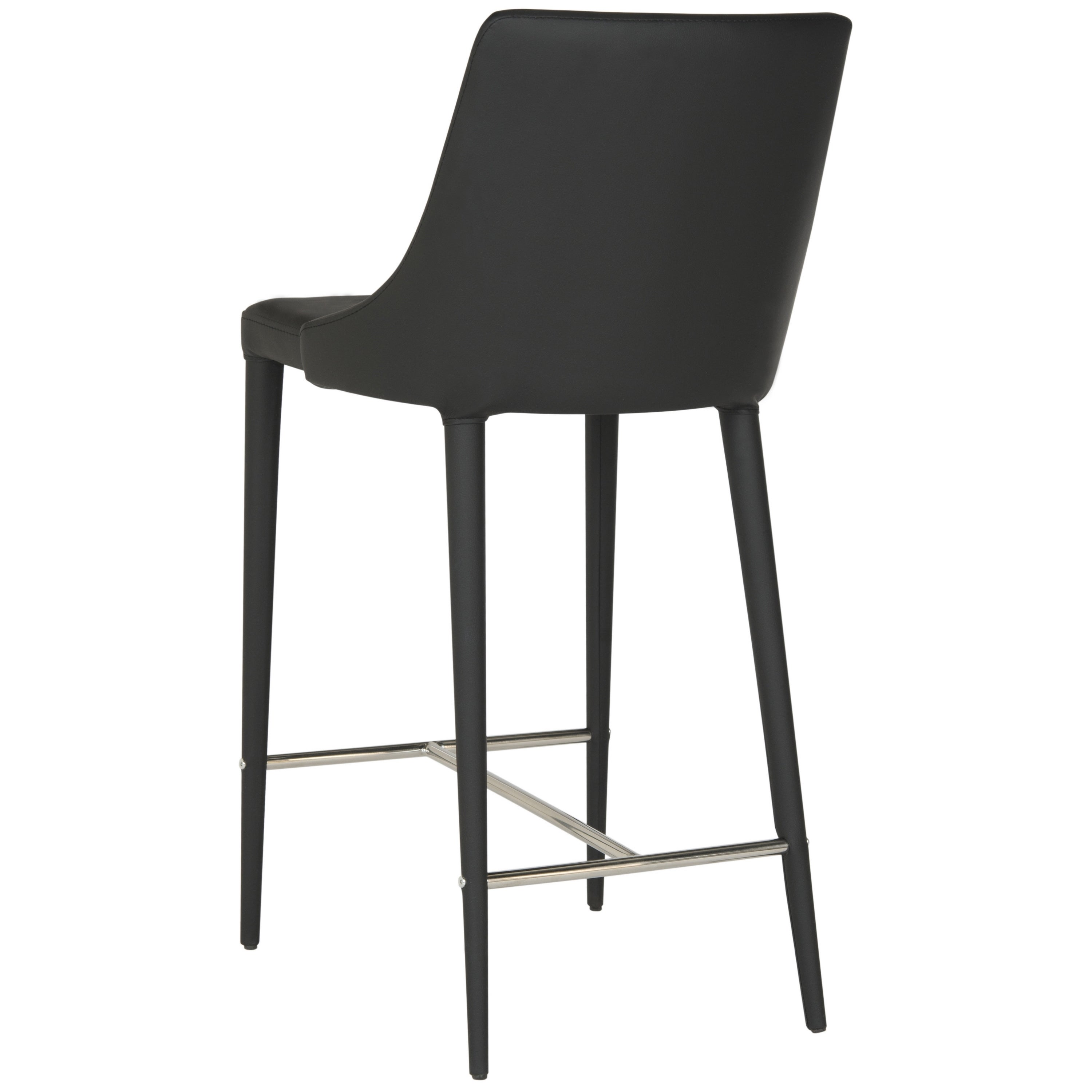 stools collection zuiver feston counter stool black