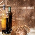 Fasade Traditional Style #4 Cracked Copper Backsplash Panel