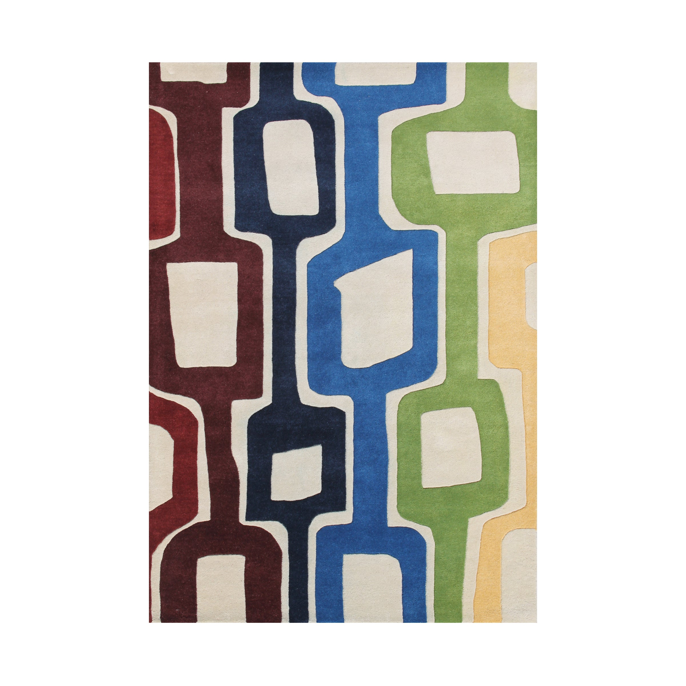 Handmade Alliyah Lambs Wool New Zealand Blend Rug 5x8 Free Shipping Today 17463852