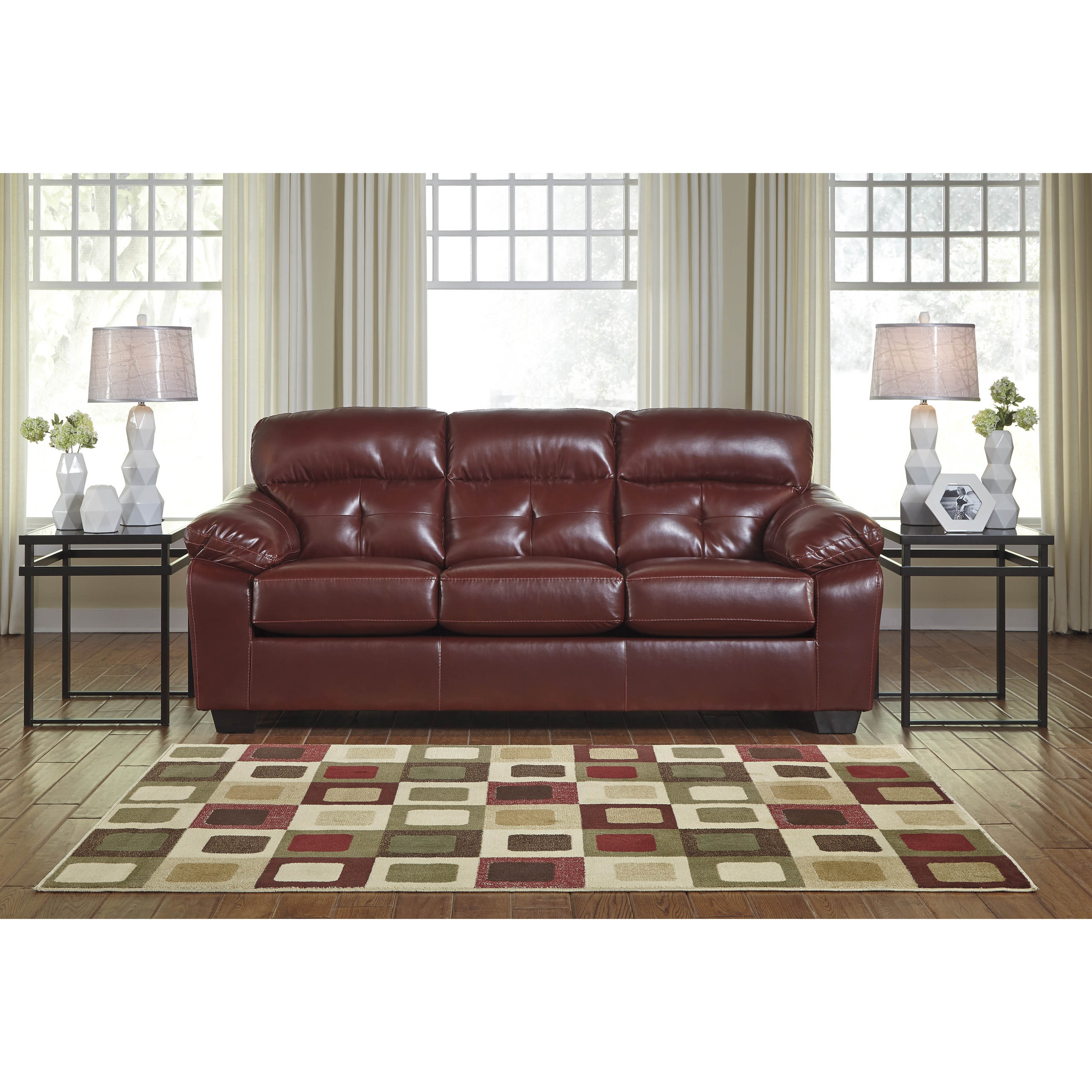 Benchcraft Bastrop DuraBlend Sofa   Free Shipping Today   Overstock    17464536