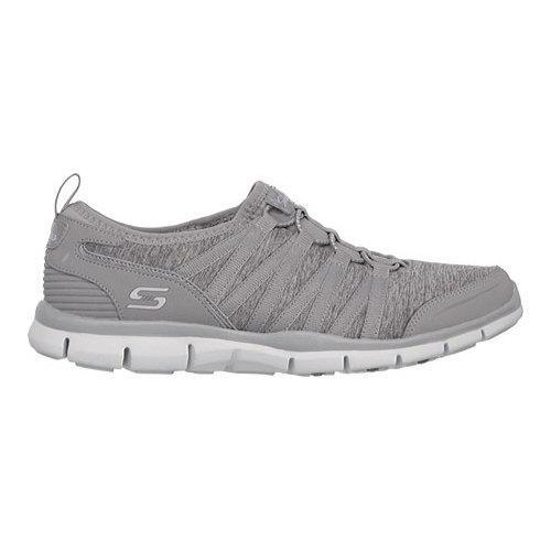 67935198adf6 Shop Women s Skechers Gratis Sneaker Shake It Off Gray - Free Shipping  Today - Overstock - 10361069