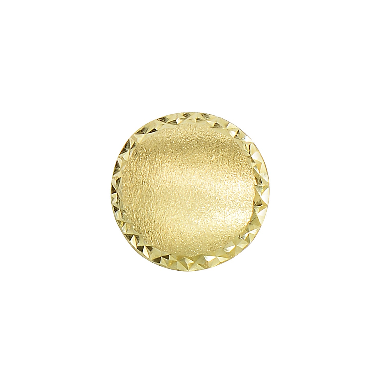 Women s 14k Yellow Gold Stud Earrings Free Shipping Today