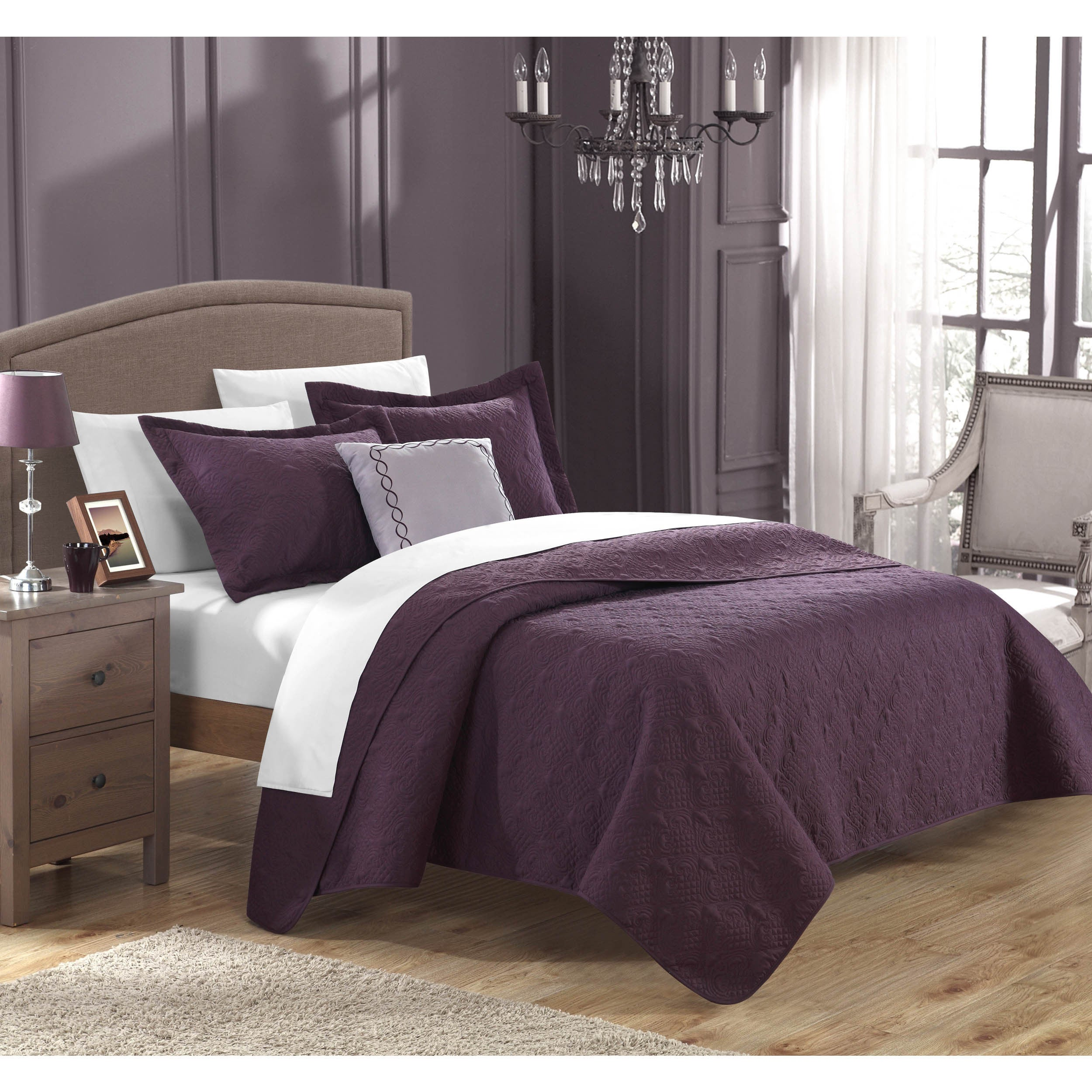 bedding quilt colored crib sets plum museosdemolina multi colorful