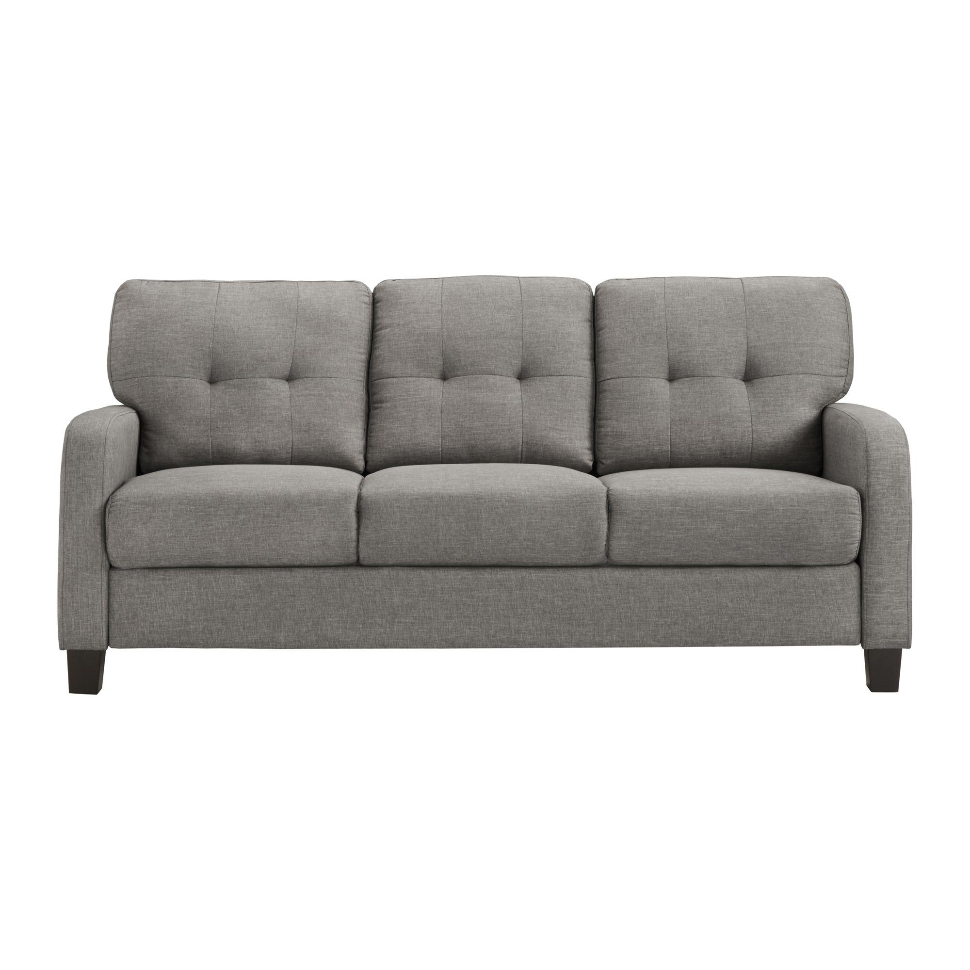 Dillion Urban Track Arm Tufted Sofa By INSPIRE Q Bold   Free Shipping Today    Overstock   17482233
