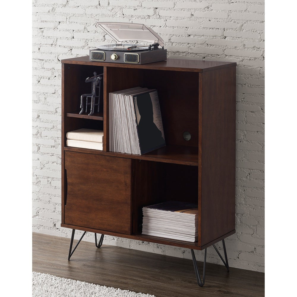 living bookshelf brown mr room slash console studio declichy iteminformation