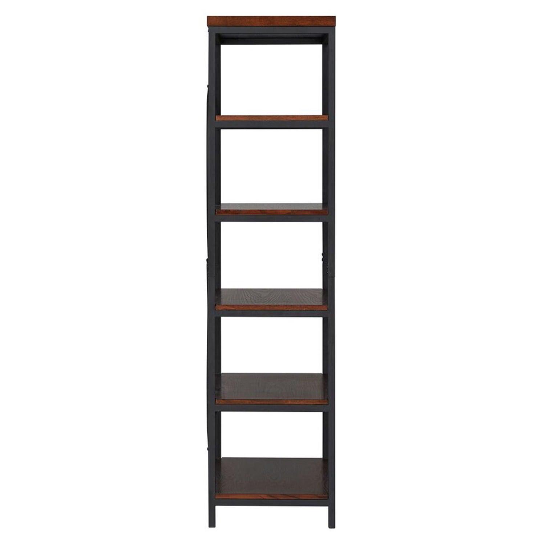 shelf boon oak bookcase shop shelves step storage the range shelving cube