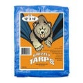 Grizzly Heavy-Duty 12-foot x 16-foot Utility Tarp