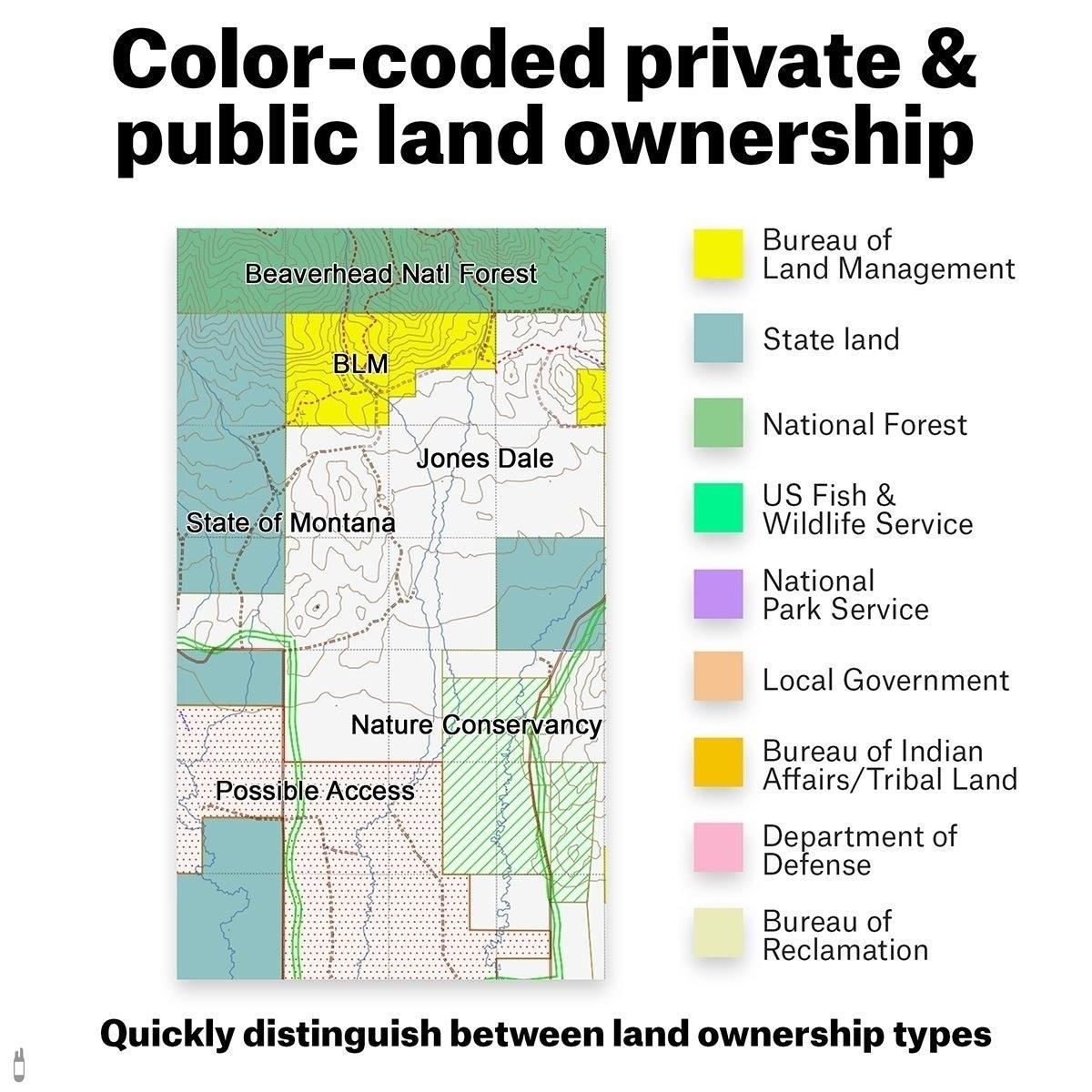 Shop OnX Hunt Michigan PublicPrivate Land Ownership K Topo Maps - Michigan land ownership maps