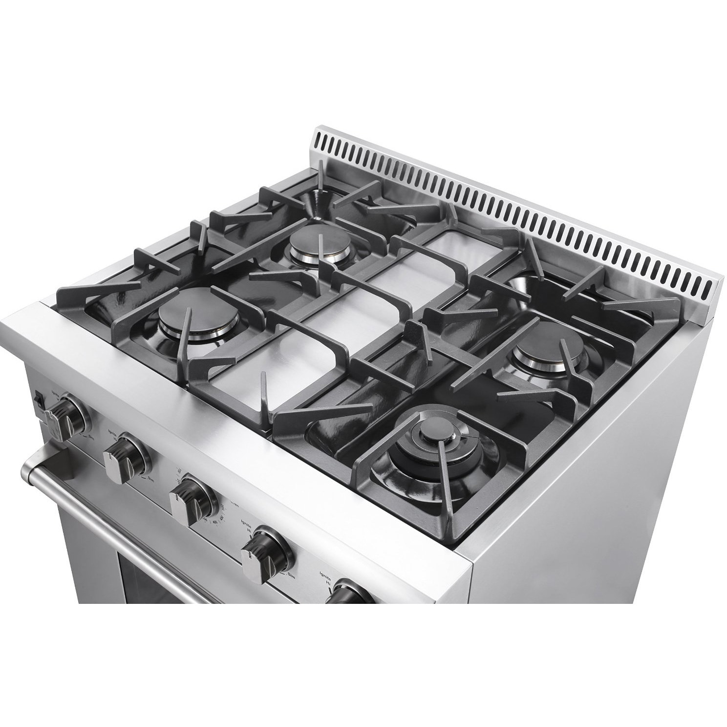 Exceptionnel Shop Thor Kitchen 30 Inch Stainless Steel Professional Gas Range With 4  Burners   Free Shipping Today   Overstock.com   10401416
