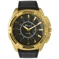 Olivia Pratt Men's Classic Oversized Dial Watch