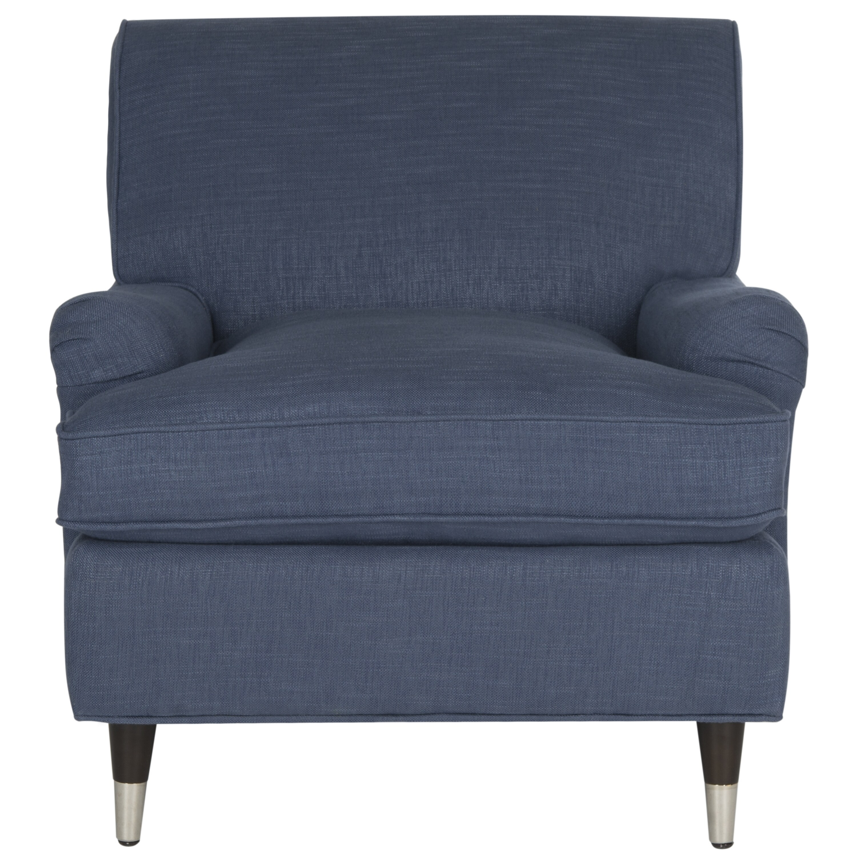 Safavieh Chloe Navy Club Chair   Free Shipping Today   Overstock   17507046