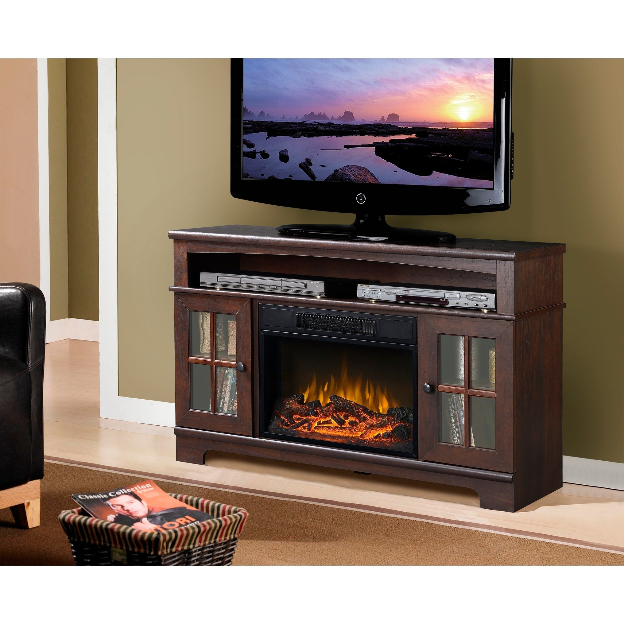 fireplaces fireplace living manchester zman entertainment stands and room tv consoles media center furniture