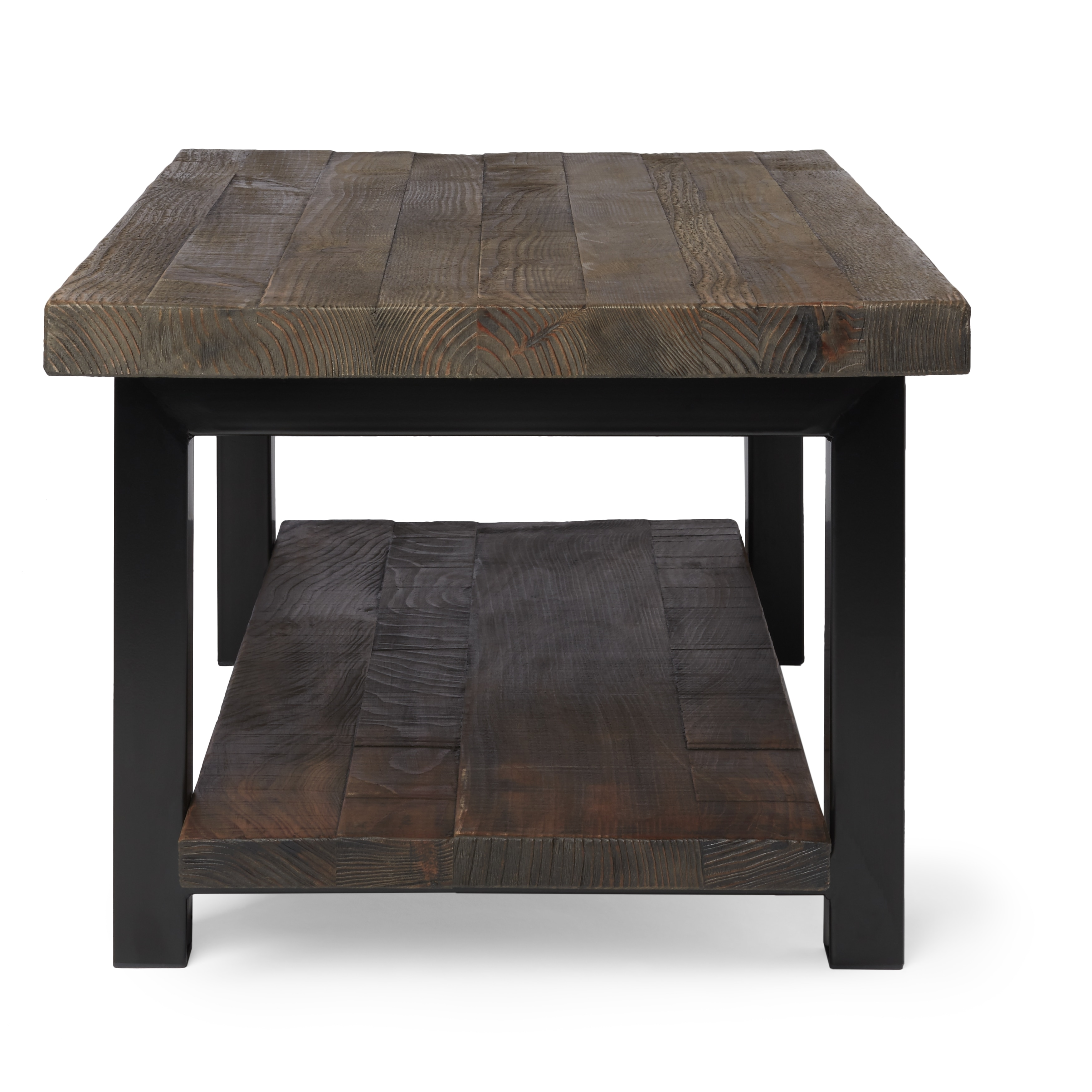Carbon Loft Lawrence Reclaimed Wood 42 Inch Coffee Table On Free Shipping Today 20306435