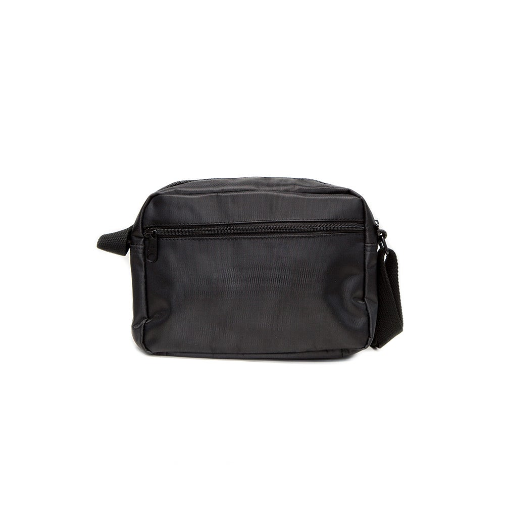 Shop Everest Small Black Messenger Bag - Free Shipping On Orders Over  45 -  Overstock.com - 10412237 61ab08677e
