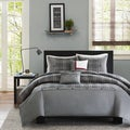 Intelligent Design Campbell 5-piece Duvet Cover Set
