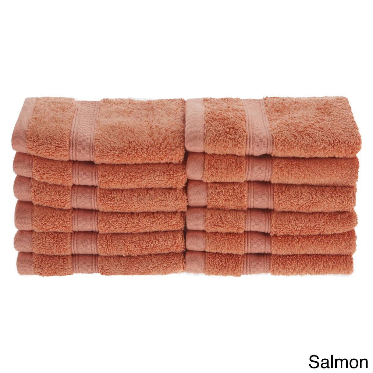 Superior Soft, Absorbent Rayon From Bamboo And Cotton Face Towel (Set Of  12)   Free Shipping On Orders Over $45   Overstock.com   17521635