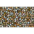 "Outdoor Pebble Beach Doormat (22"" x 36"")"