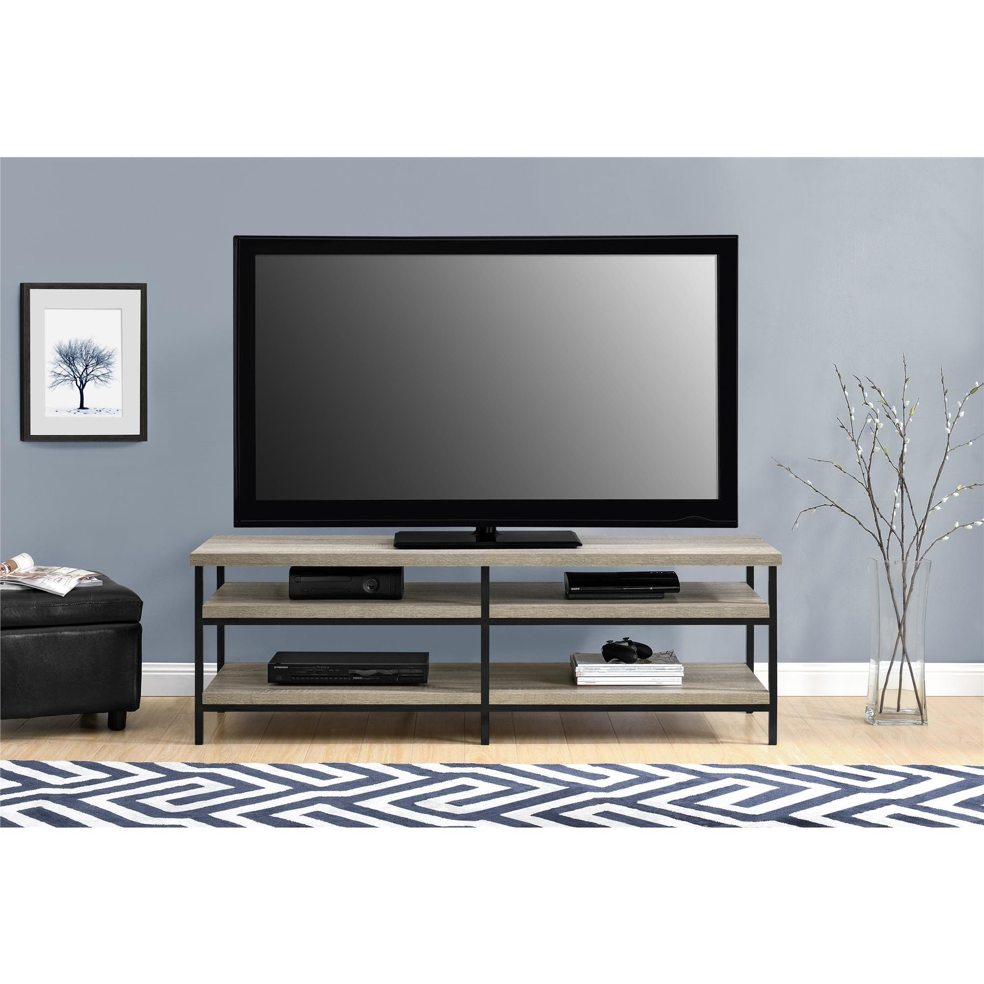 Shop Avenue Greene Northway Weathered Oak 60 Inch Tv Stand Free