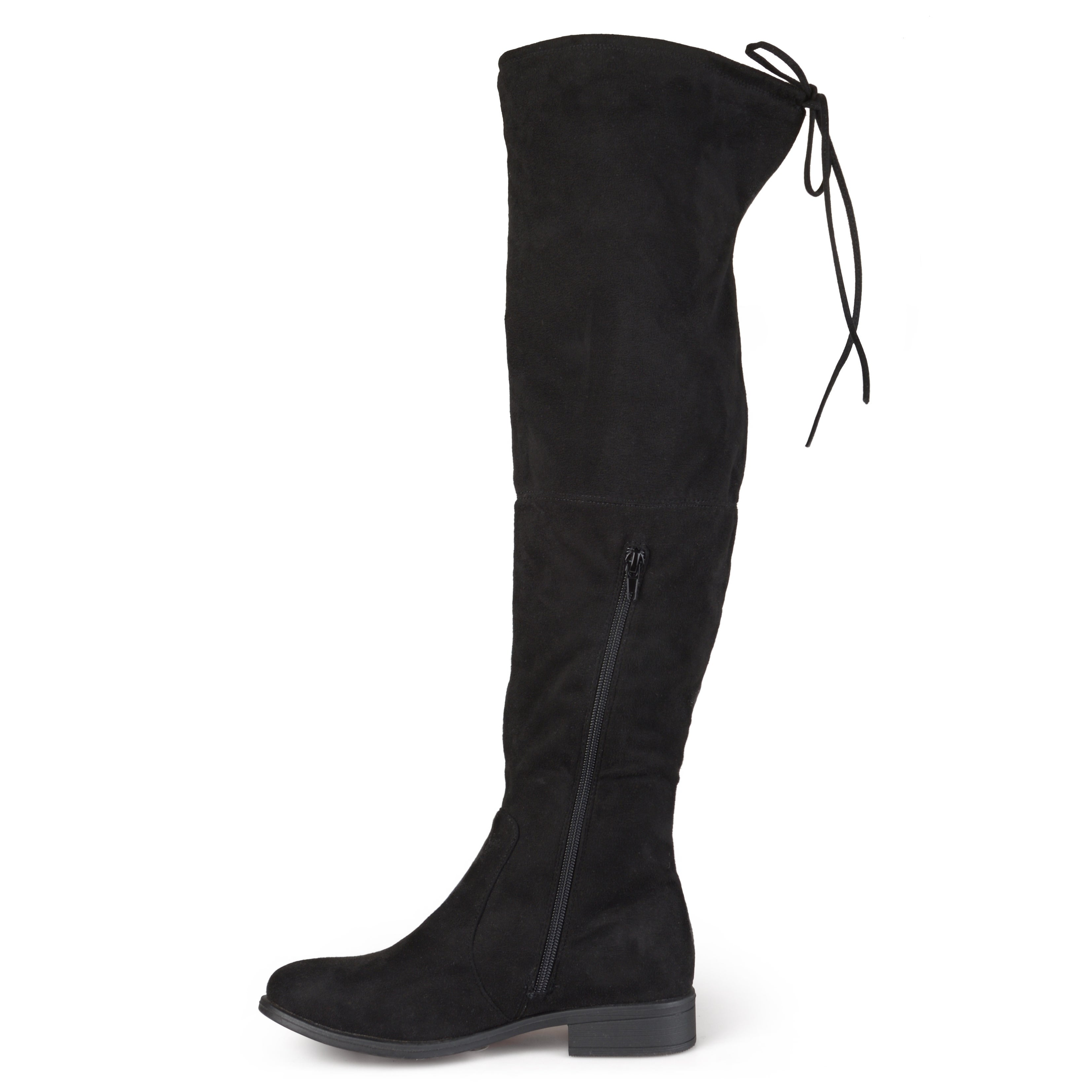 823eedd47af Shop Journee Collection Women s  Mount  Over-the-knee Faux Suede Boots -  Free Shipping Today - Overstock - 10425787