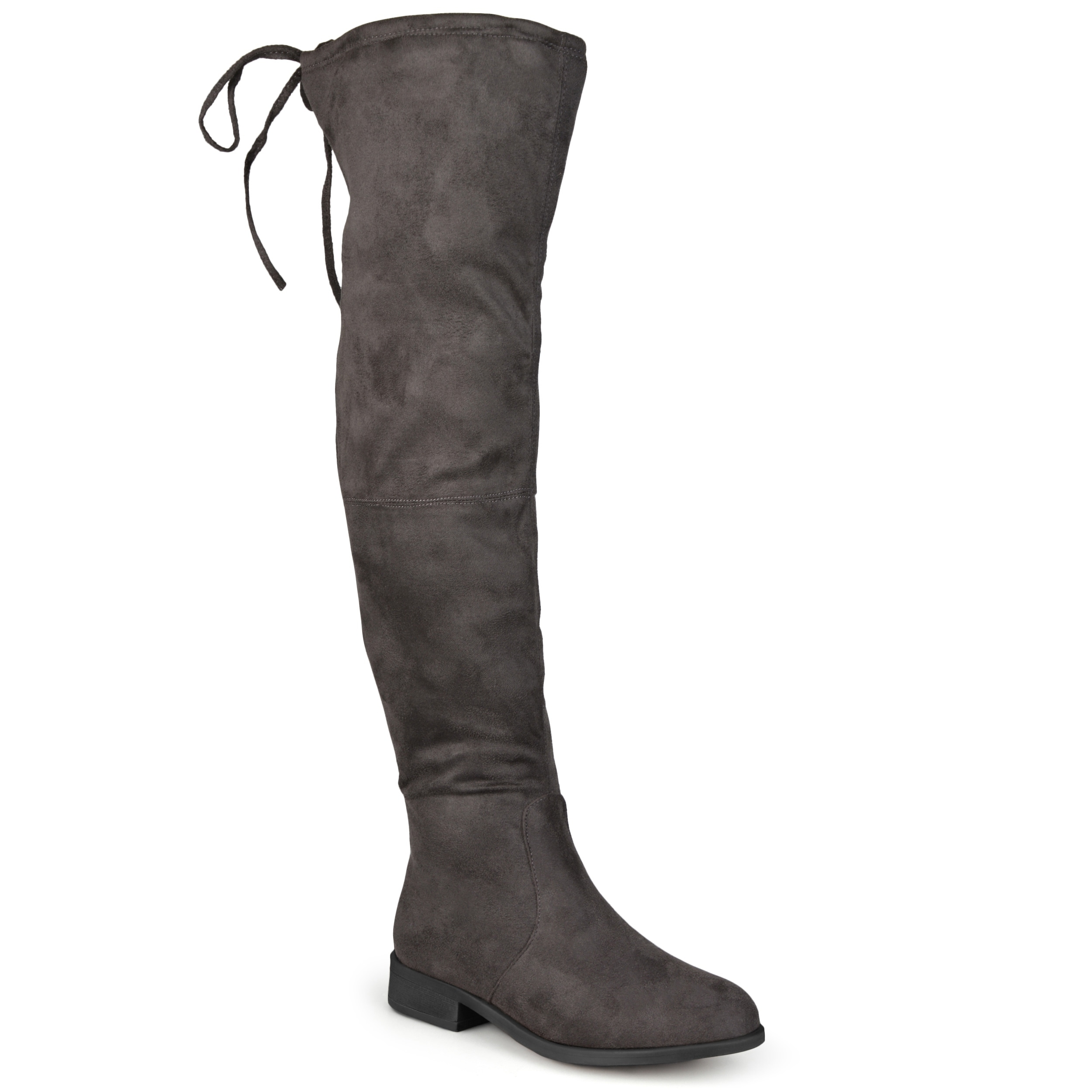 05a3ba871aa Shop Journee Collection Women s  Mount  Over-the-knee Faux Suede Boots -  Free Shipping Today - Overstock - 10425787